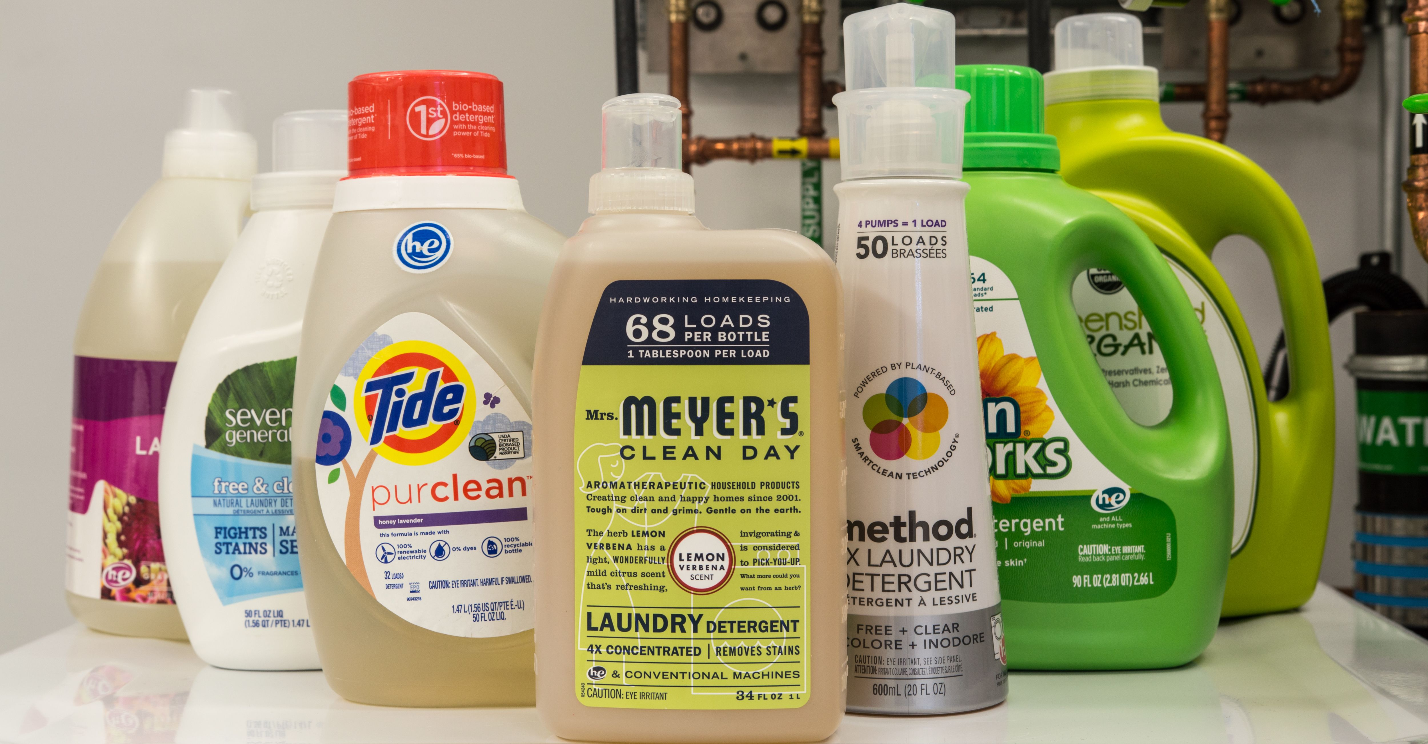 The Best Eco Friendly Laundry Detergents Of 2020 Eco Friendly