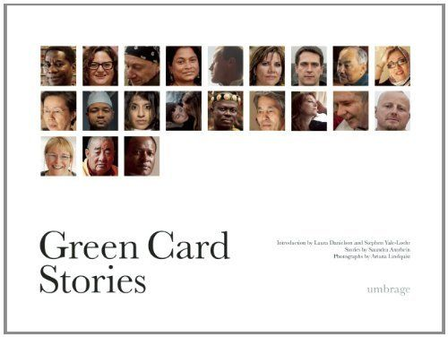 Green Card Stories by Saundra Amrhein, http://www.amazon.com/dp/1884167551/ref=cm_sw_r_pi_dp_GoFbqb10HWKK8