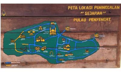 Pin Di Indonesia Travel