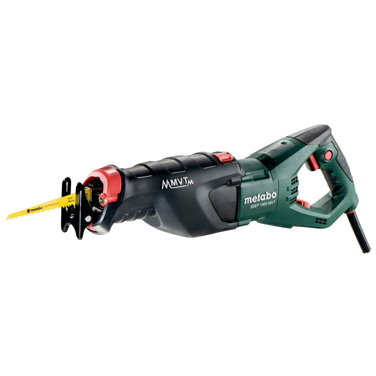 Scie Sabre Filaire Metabo 606178500 14000 W Scie à Onglet
