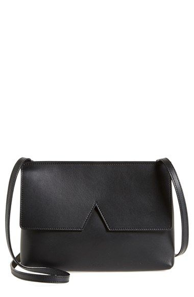 e10072af763 Vince 'Signature Collection - Small' Leather Crossbody Bag ...