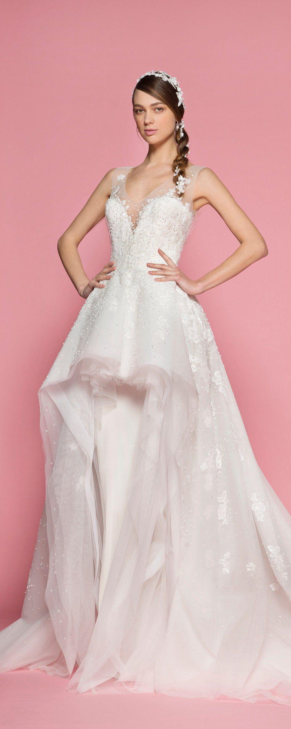 Georges Hobeika Spring-summer 2018 - Bridal | Pinterest | Europa ...