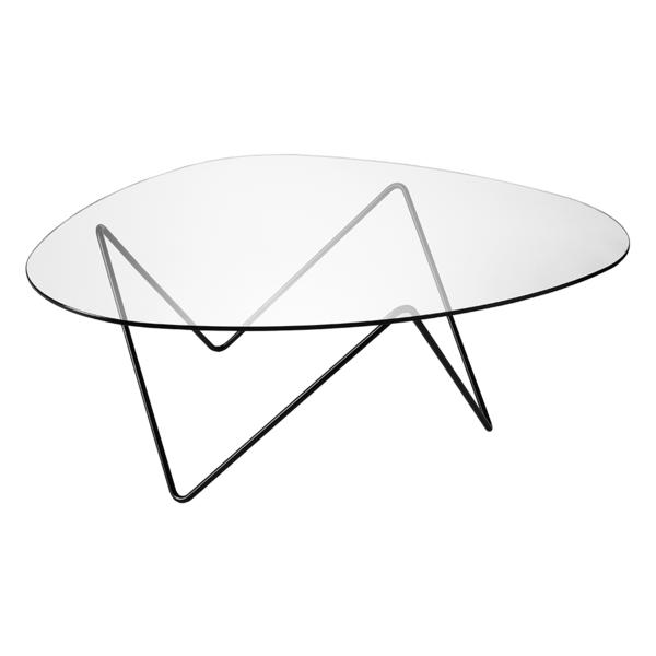 Pedrera Coffee Table Coffee Table Glass Top Table Coffee