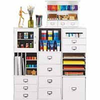 Recollections Craft Storage Solutions Craft Supply Storage