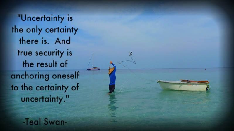 The Only Certainty