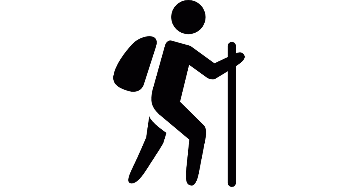 Old Man With Cane Free Vector Icons Designed By Freepik Old Man With Cane Walking Man Free Icons