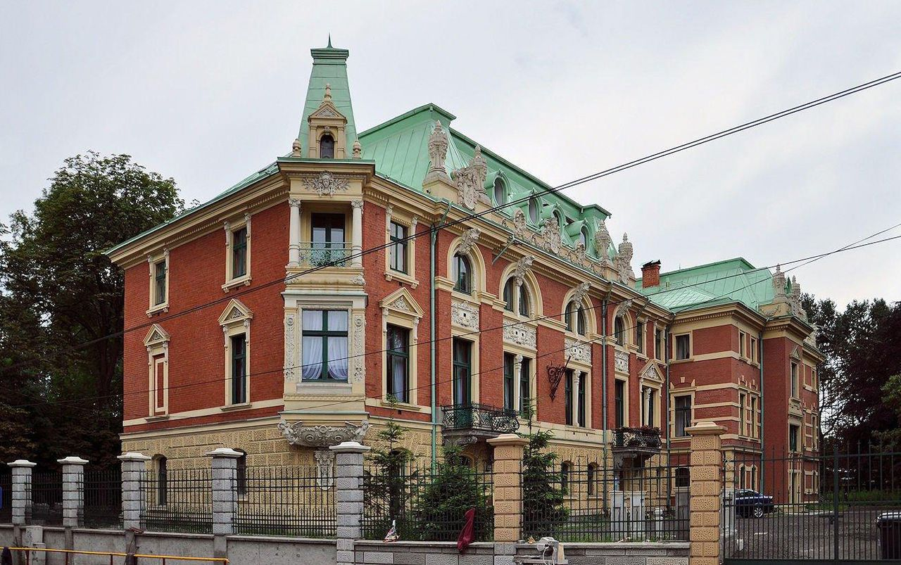 Sosnowiec, Pałac Dietla - Foto Arro fotopolska.eu