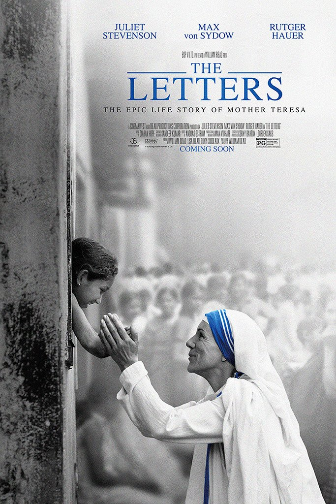 The Letters Movie Poster in 2019 Christian movies