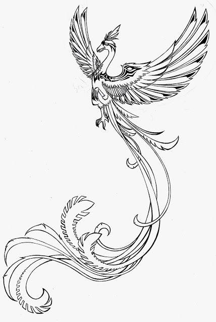 Oneday Absolutely Phoenix Tattoo Phoenix Tattoo Design Tattoos