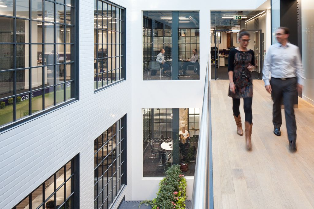Office Tour Zoopla Offices London Corporate Interiors Office Interiors Inspiration