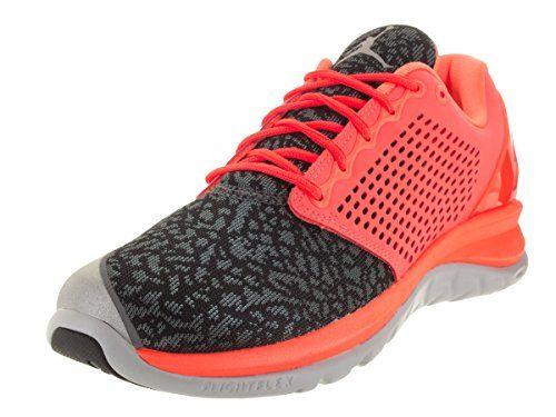 Nike Jordan Mens Jordan Trainer St Hypr OrngMtlc HmttWlf GryCl Training Shoe  115 Men US >
