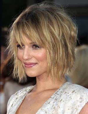 Modele coiffure coupe courte cheveux fins