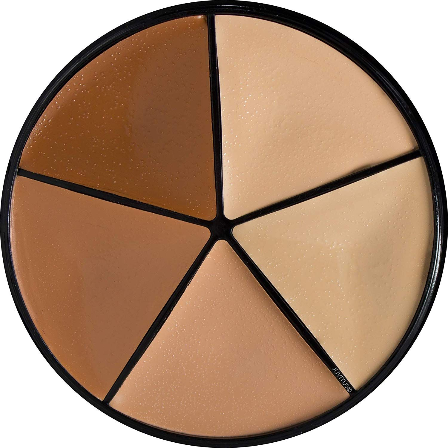 This JUVITUS Concealer Cover Wheel provides flawless, even