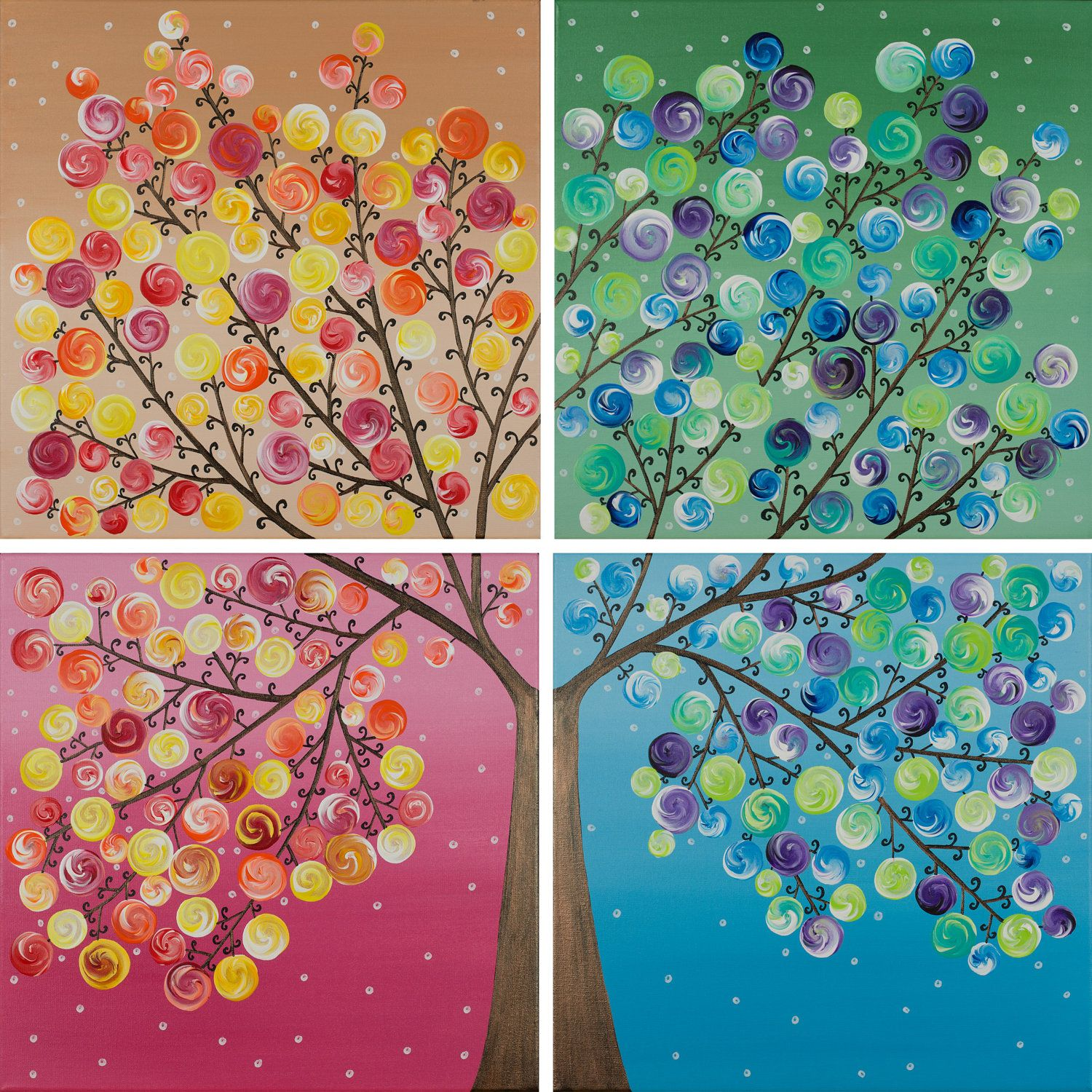 Another Option Four Seasons Tree
