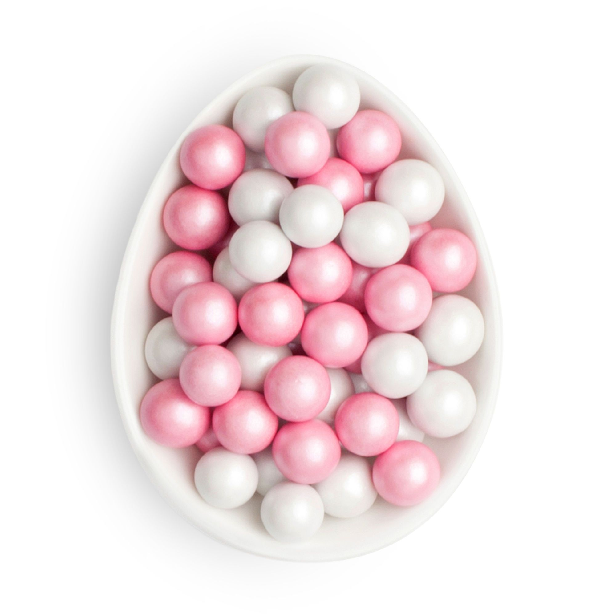 Pearls (Pink & White) | Shower favors, Candies and Chocolate