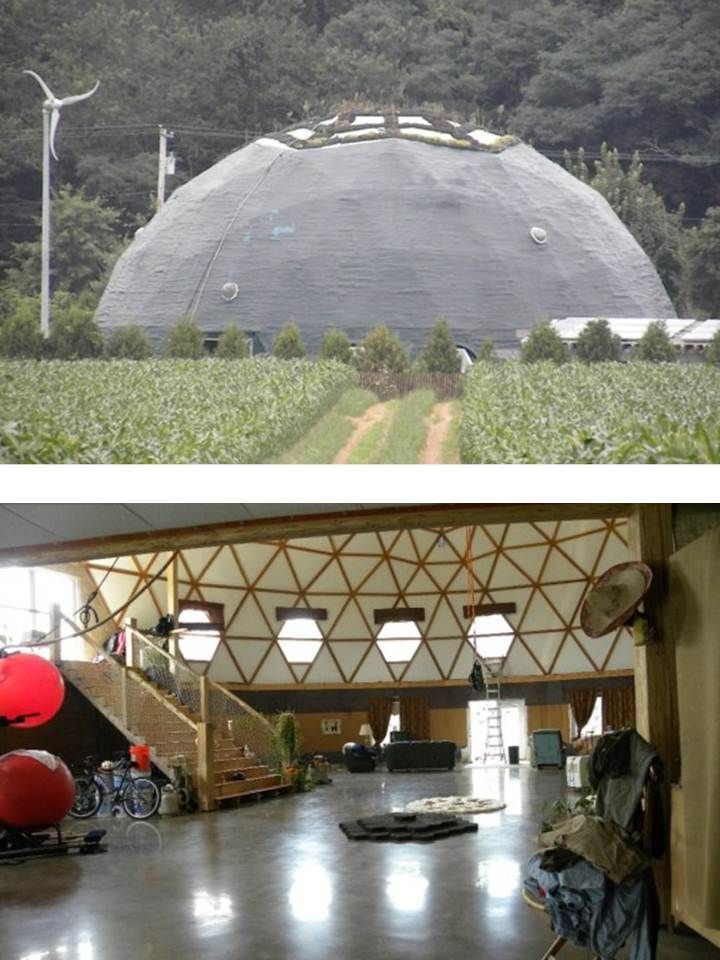 Long Island Green Dome And It S Huge
