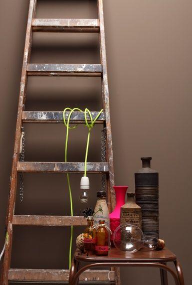 Farbkombis mit sch ner wohnen farbe berraschend for Braune wandfarbe wohnzimmer