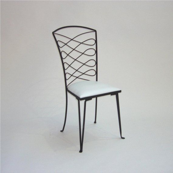 India Jane Iron Chair Wrought Iron Table Wrought Iron Chairs