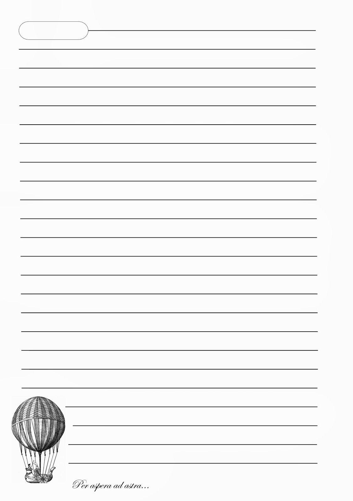 Картинка листа а4 с линиями, для тебя