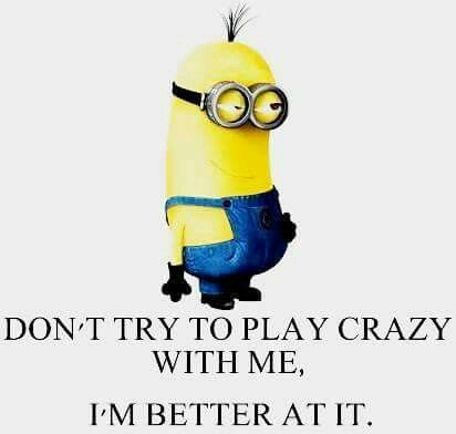 Minion Jokes, Funny Minion, Minions Quotes, Funny Picture Quotes, Funny  Sayings, Crazy Things, Funny Proverbs, Hilarious Sayings