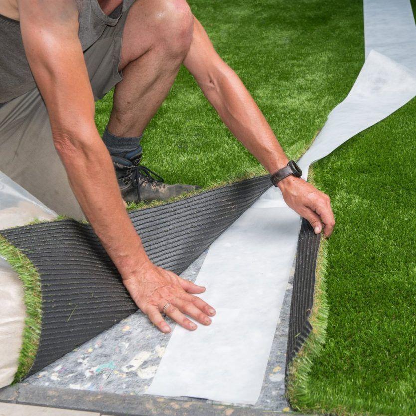 How To Install Artificial Grass on Dirt Artificial grass