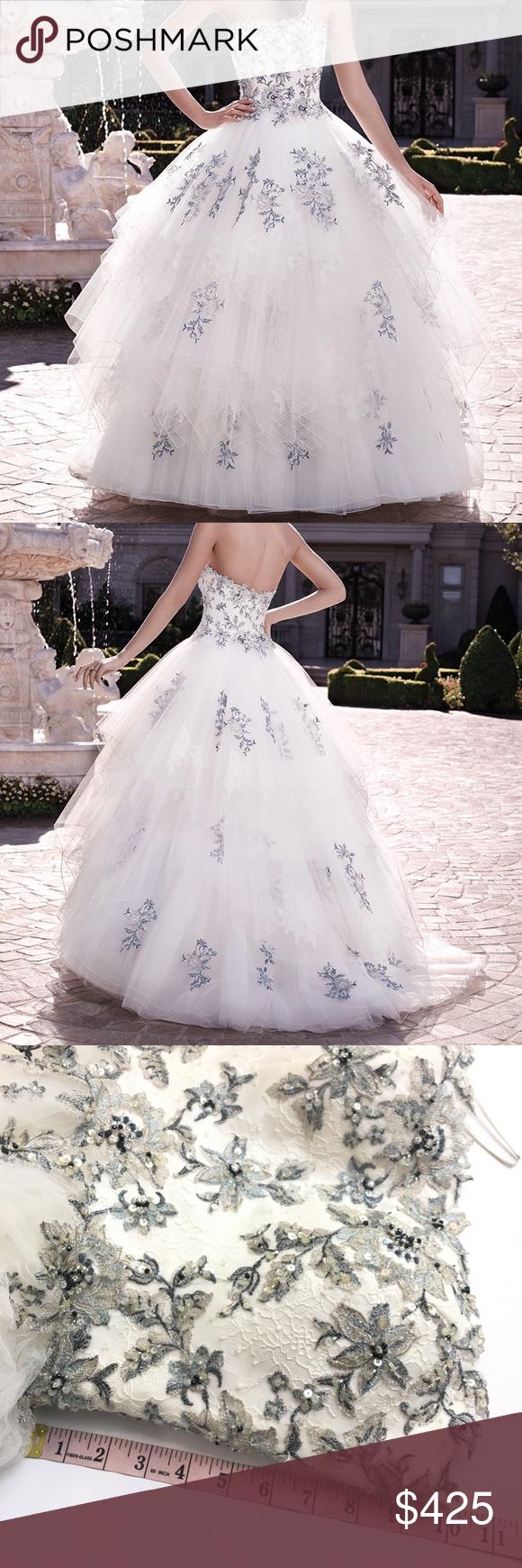 Casablanca uchollywood glamourud wedding dress casablanca