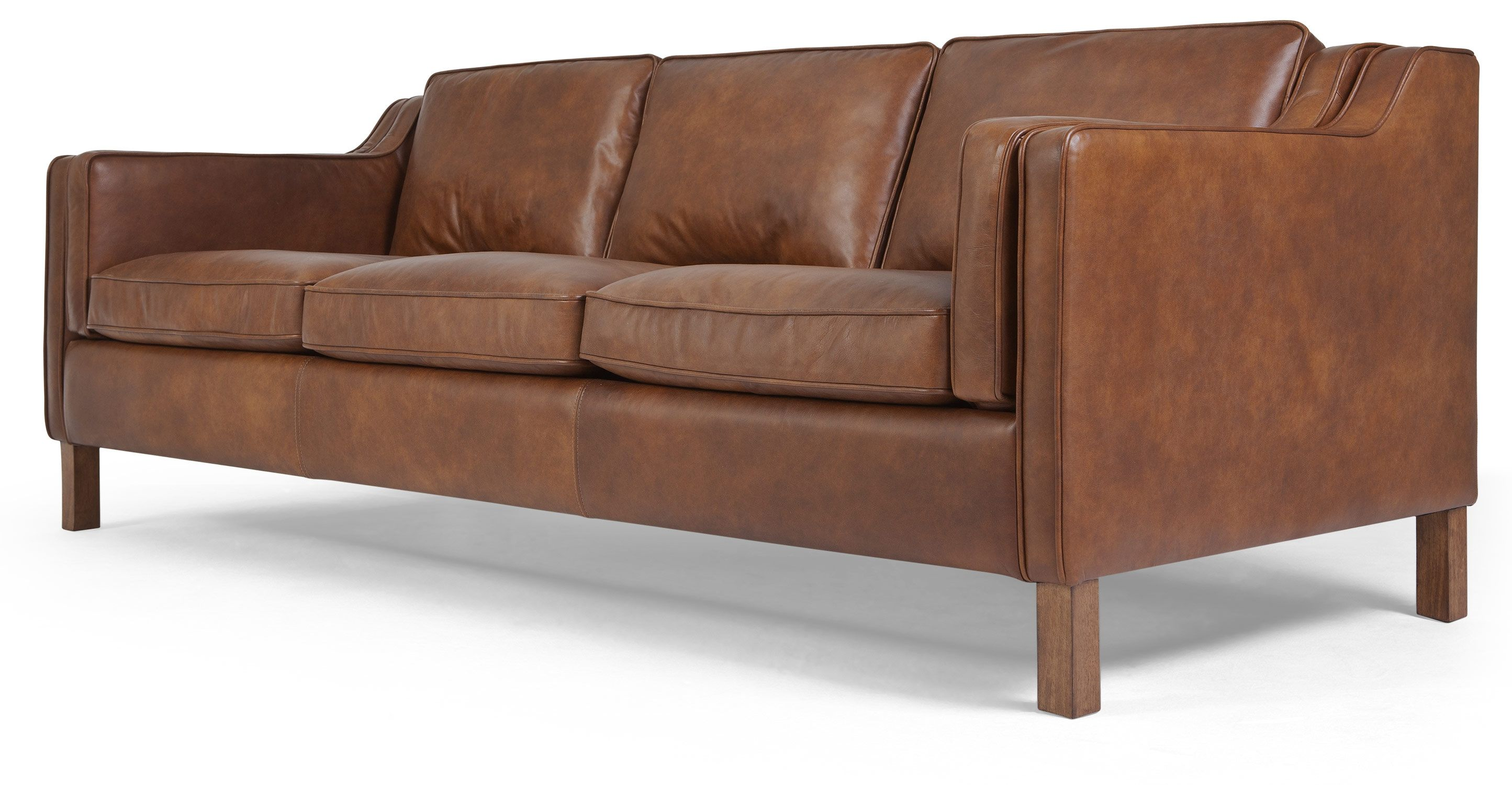 Best Leather Brown Long Legged Big Enough For Someone To 400 x 300