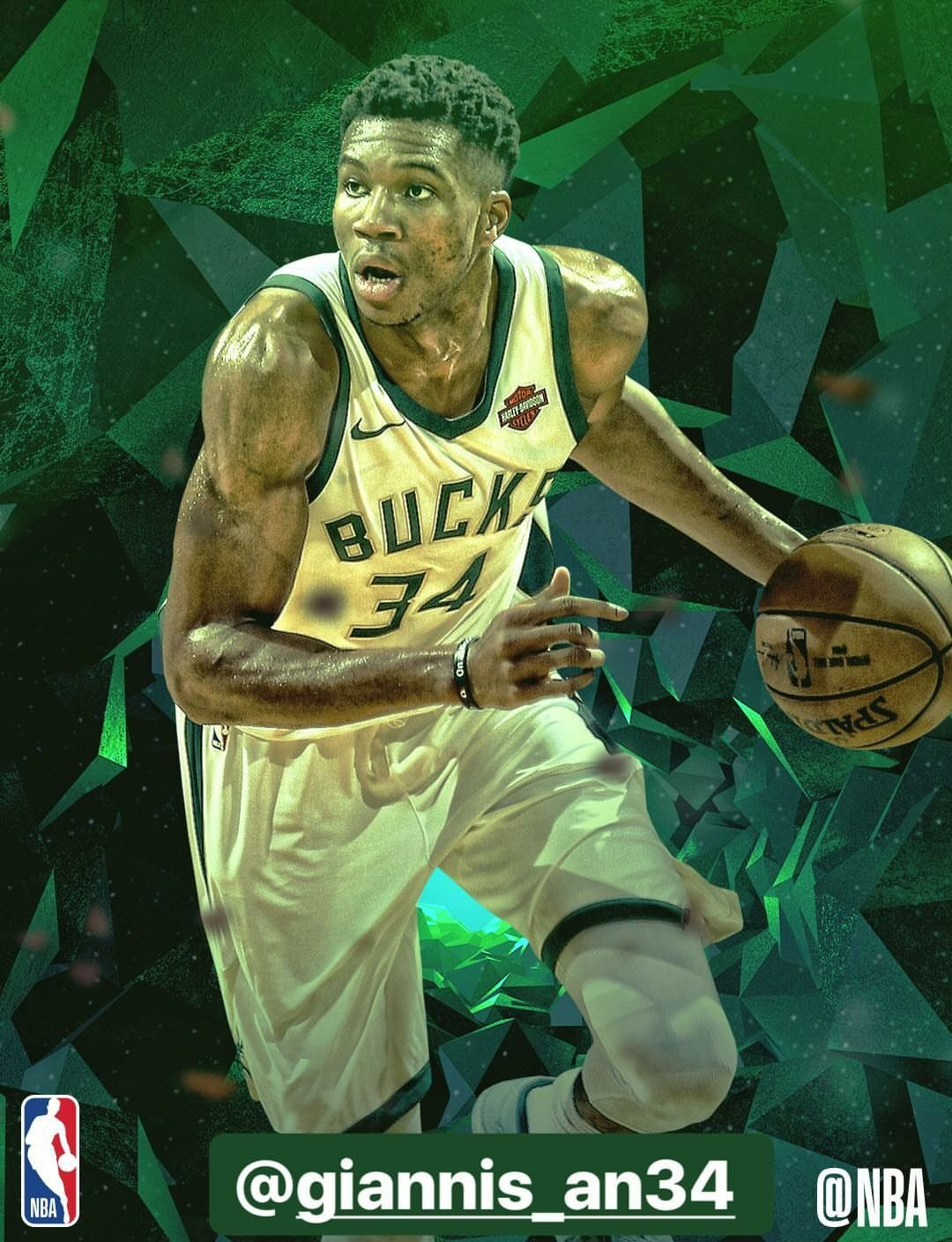 Giannis With A Career High Of 44 Points Mvp Basketball Sports Memes Basketball Photos