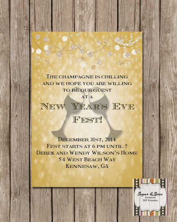 Hey, I found this really awesome Etsy listing at https://www.etsy.com/listing/213193580/new-years-invitation-new-years-eve-party