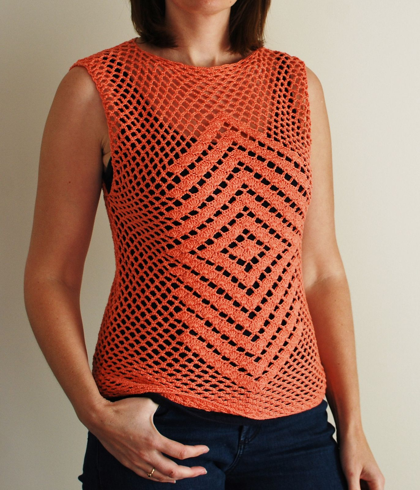 Chevron Top pattern by Periwinkle Crochet | Coupon codes, Coupons ...