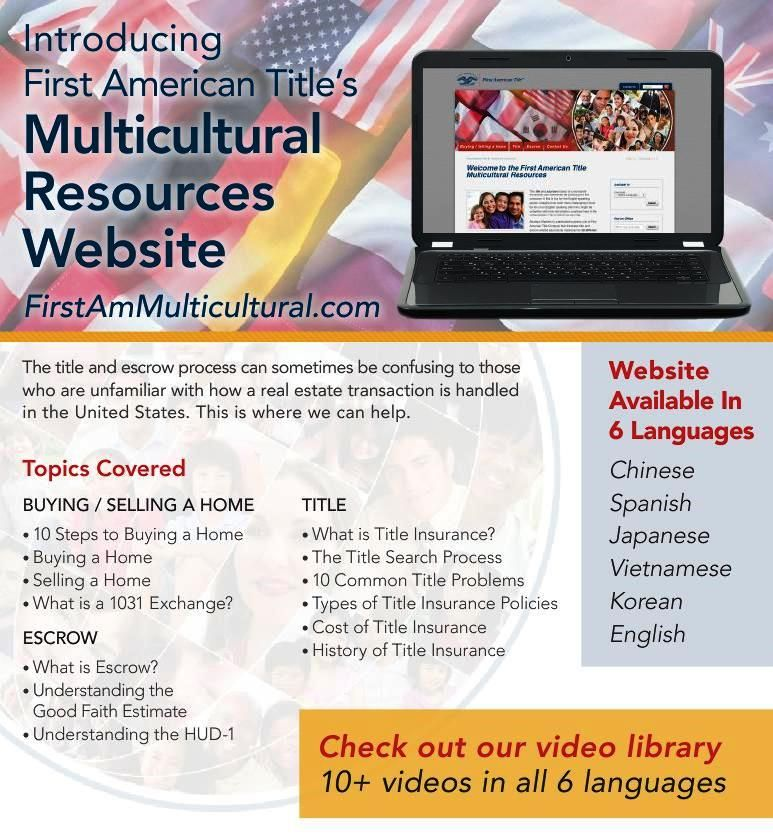 Pin By Alicia At First American Title On Multicultural Resources