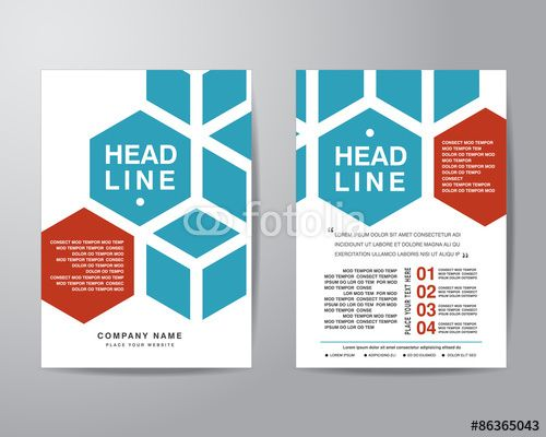 Documet Layout Hexagons Google Search Layout Design Pinterest