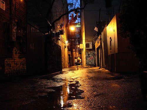 speakeasy alley | ... Restaurant - End of Freeman Alley, nr ...