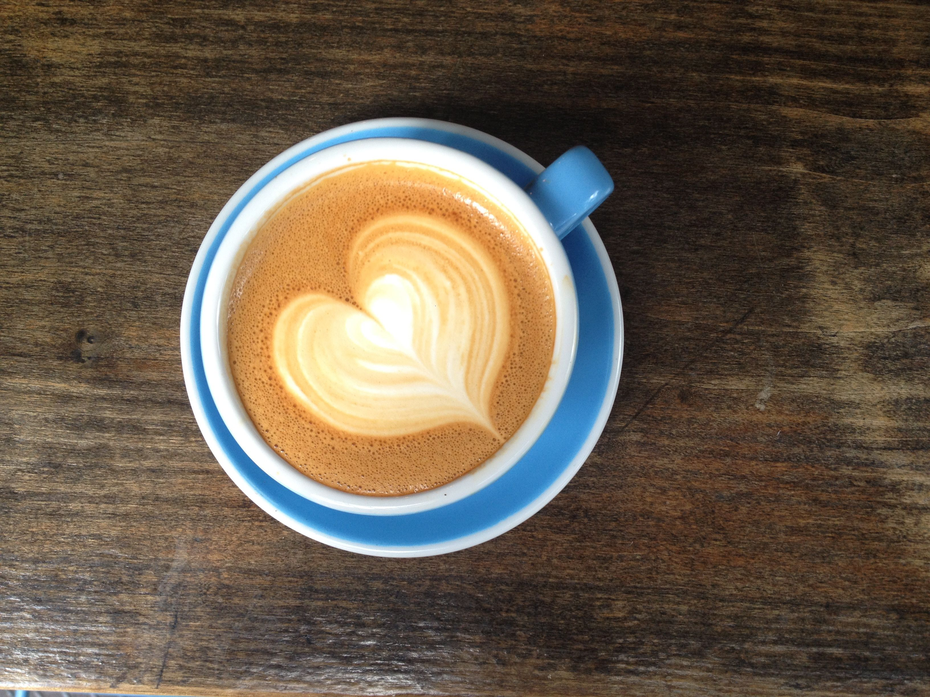 Show your coffee love with a sweet diy latte heart design show some love for your favorite brew by learning how to make a latte art heart voltagebd Image collections