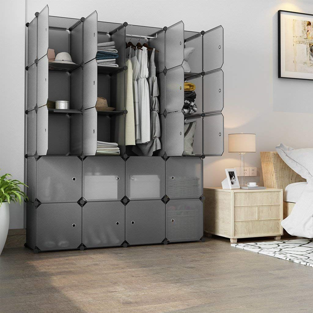 Diy Modular Cabinet Cubes In 2020 Cube Storage Shelves Storage Cabinet Shelves Modular Closets