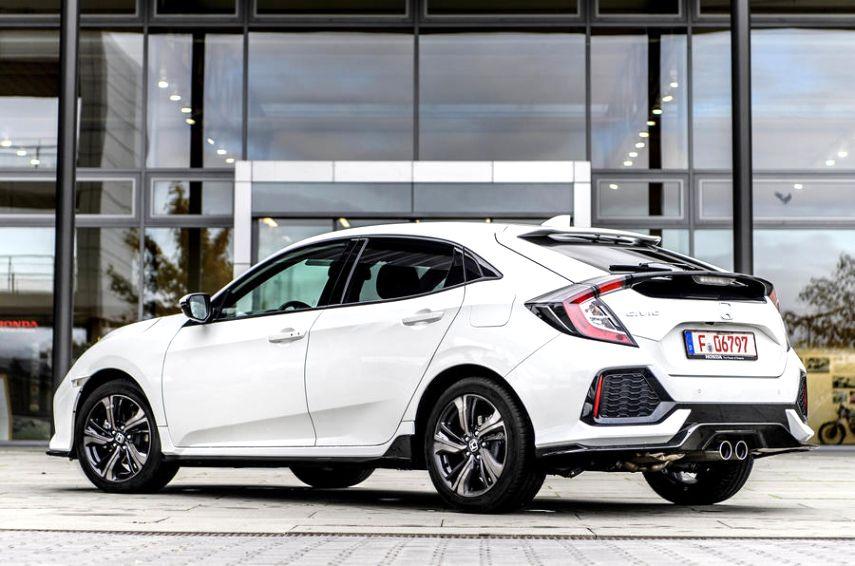 42++ Honda civic hatchback 0 60 inspirations