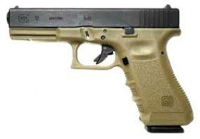 Glock 17 3A Olive