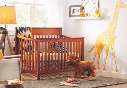 Safari-Inspired Nursery
