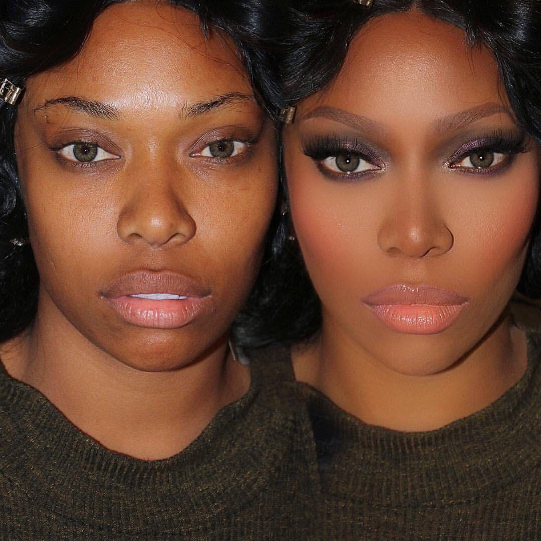 Miami mua kendrickken3 makeup Instagram, Makeup