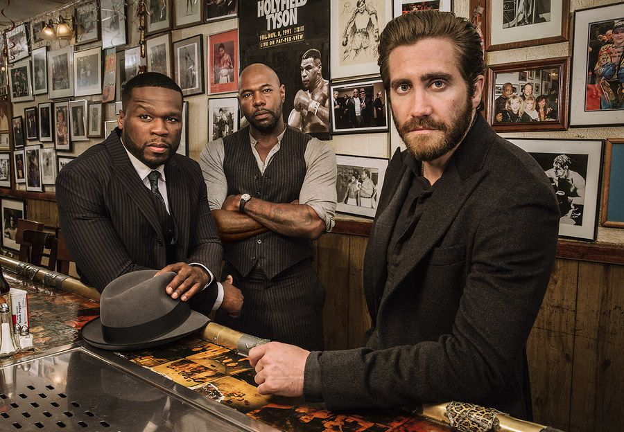Inside Southpaw, Jake Gyllenhaal's Scrappy, Tough-as-Nails ...
