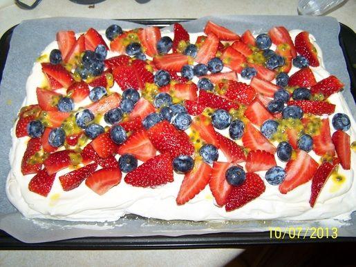 Forgotten Pudding