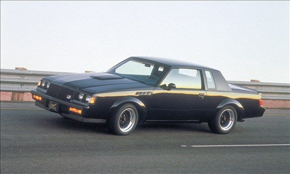 1987 Buick Regal GNX Coupe http://editorial.autos.msn.com/muscle-cars-20-that-made-history#16