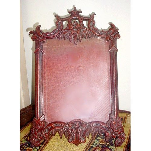 Vintage Chippendale Style Syroco Picture Frame  | AestheticsAndOldLace - Home Decor on ArtFire