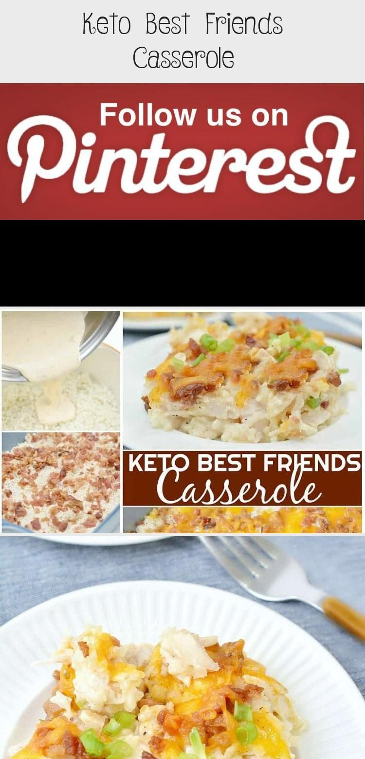 Keto Best Friends Casserole is one of those keto make ahead meals that is perfect for meal prep, in