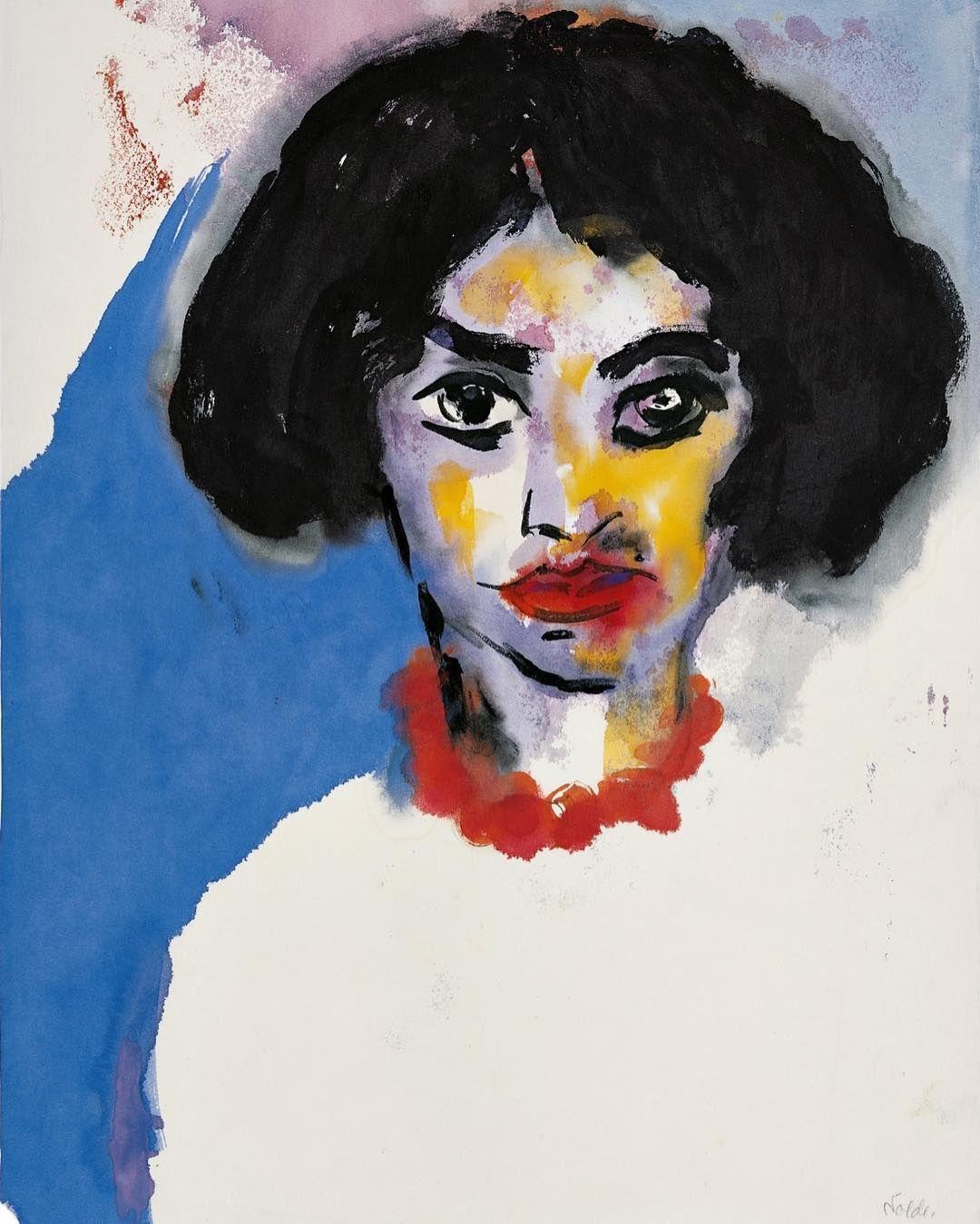 Frau dp Galerie