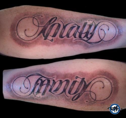 1000 Ideas About Ambigram Tattoo On Pinterest: Loyalty/Family Ambigram