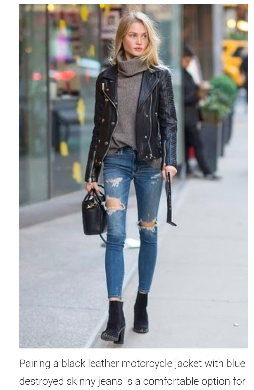 Fashion week How to moto wear boots for girls