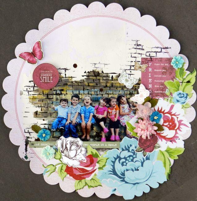 Friends- C'est Magnifique Kits - Scrapbook.com