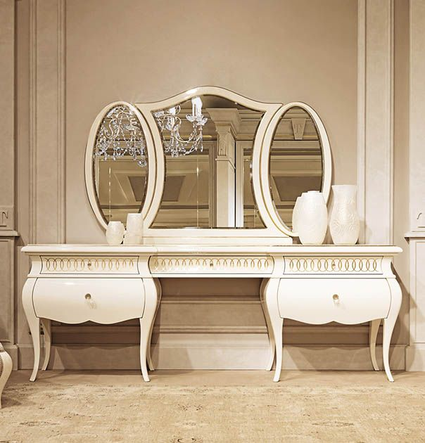Luxury Bedroom Furniture Stores: Classic Italian Luxury Furniture For Exclusive Lifestyle