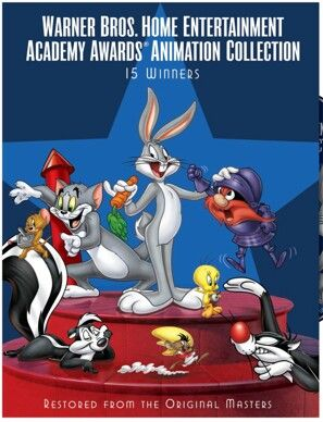 Looney Tunes - Warner Brothers Home Entertainment Academy Awards Animation Collection (2008) (The Milky Way - 1940 / The Yankee Doodle Mouse - 1943 / Mouse Trouble - 1944 / Quiet Please! - 1945 / The Cat Concerto - 1947 / Tweetie Pie - 1947 / The Little Orphan - 1948 / For Scent-imental Reasons - 1949 / So Much For So Little - 1949 / The Two Mouseketeers - 1951 / Johann Mouse - 1952 / Speedy Gonzales - 1955 / Birds Anonymous - 1957 / Knighty Knight Bugs - 1958) Cont. in comments